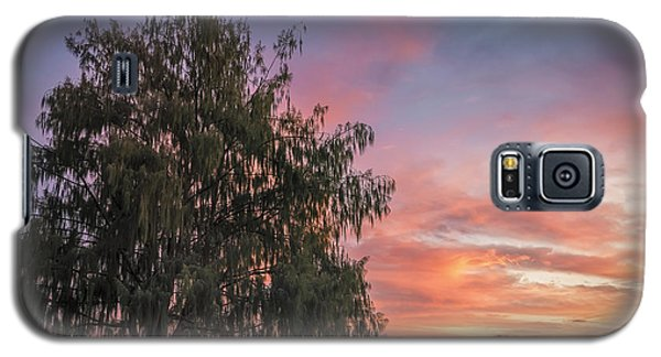 Galaxy S5 Case featuring the photograph Magic Hour by Hawaii  Fine Art Photography
