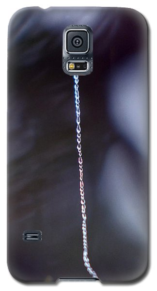 Magic Ice String Galaxy S5 Case
