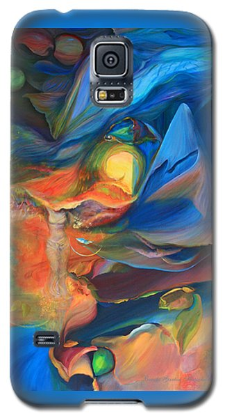 Magic In The Air - Art Only Galaxy S5 Case