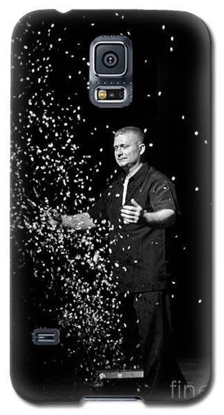 Magic Man Galaxy S5 Case by Randall  Cogle