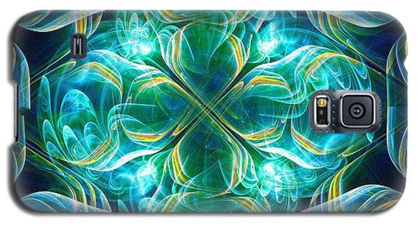 Magic Mark Galaxy S5 Case by Anastasiya Malakhova