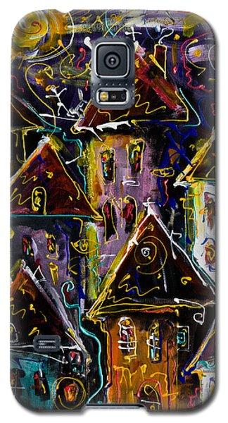 Magic Night Galaxy S5 Case