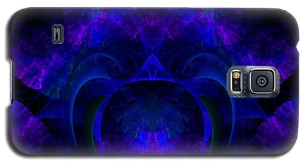 Magic Of Night Galaxy S5 Case