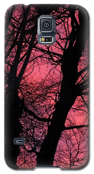 Magic Sunset  Galaxy S5 Case