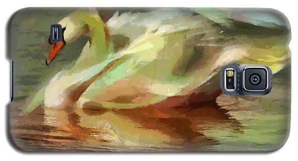 Magic Swan Galaxy S5 Case by Georgi Dimitrov