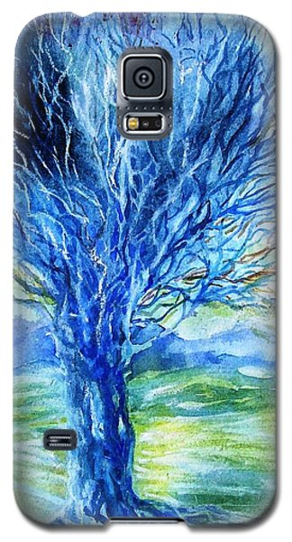 Magic Thorn Tree The Celtic Tree Of Life Galaxy S5 Case