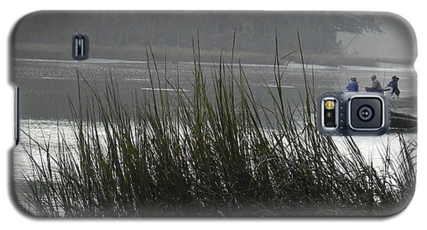 Galaxy S5 Case featuring the photograph Magical Inlet by Patricia Greer