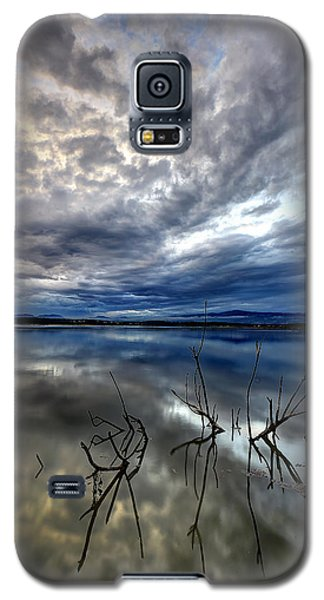 Magical Lake - Vertical Galaxy S5 Case