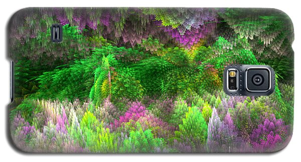 Magical Mystery Woods Galaxy S5 Case