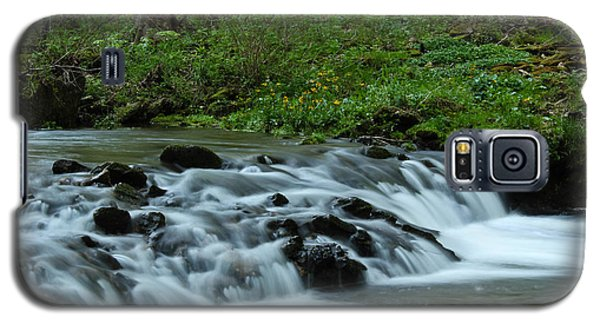 Magical River Galaxy S5 Case by Julie Andel
