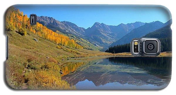 Magical View Galaxy S5 Case by Fiona Kennard