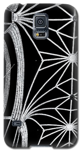 Magnetic Field Lines Galaxy S5 Case