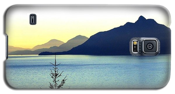 Magnificent Howe Sound Galaxy S5 Case