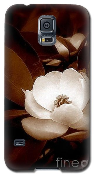 New Orleans Magnolia Beauty Galaxy S5 Case