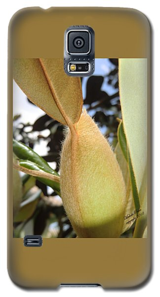 Magnolia Serenity - Signed Galaxy S5 Case