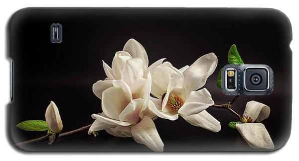 Orchid Galaxy S5 Case - Magnolia by Tony08