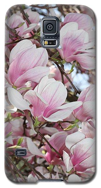 Magnolias Galaxy S5 Case