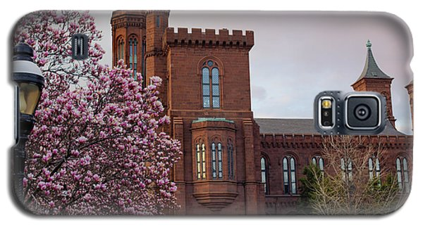Magnolias Near The Castle Galaxy S5 Case by Andrew Pacheco