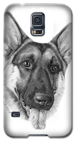 Galaxy S5 Case featuring the photograph Magnus - 037 by Abbey Noelle