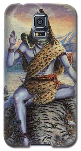 Mahadeva Shiva Galaxy S5 Case