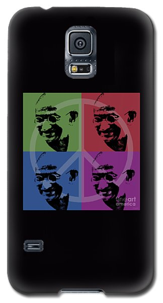 Mahatma Gandhi  Galaxy S5 Case by Jean luc Comperat
