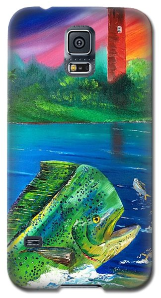 Mahi Mirror Galaxy S5 Case