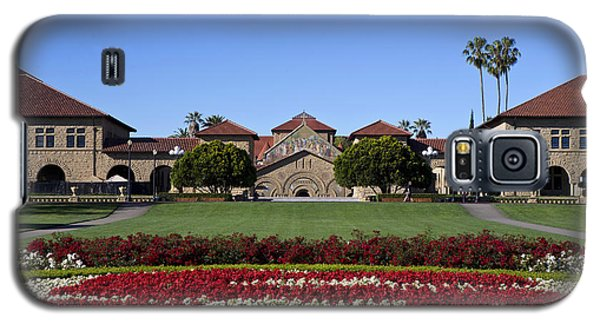 Main Quad Stanford California Galaxy S5 Case