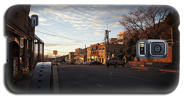 Main Street Jerome Arizona Galaxy S5 Case