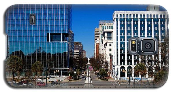 Main Street South Carolina Galaxy S5 Case