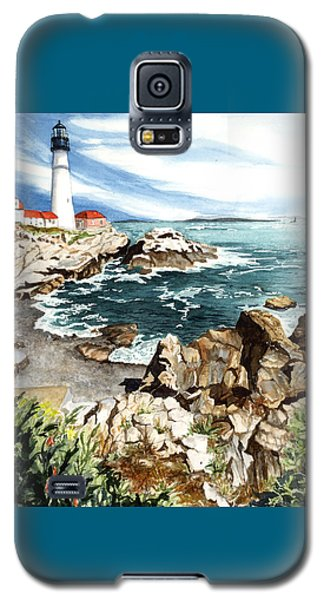 Maine Attraction Galaxy S5 Case