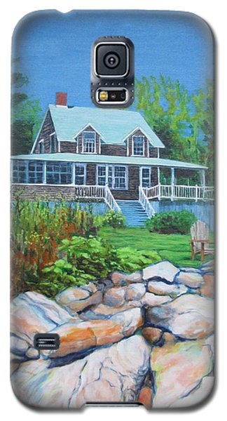 Maine Cottage Galaxy S5 Case