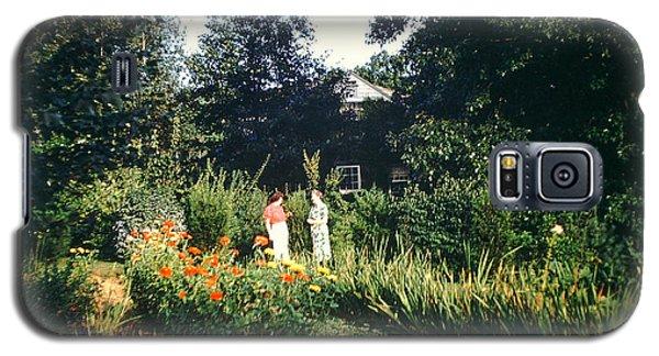 Maine Garden Galaxy S5 Case