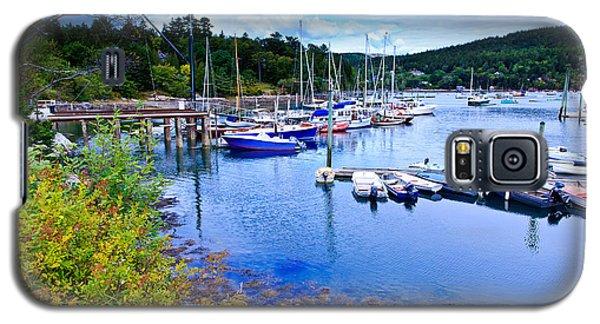 Maine Harbor 2 Galaxy S5 Case