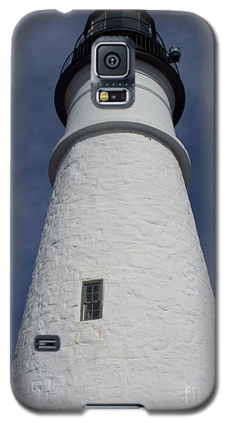 Galaxy S5 Case featuring the photograph Maine Lighthouse by Gena Weiser
