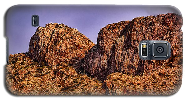 Galaxy S5 Case featuring the photograph Majestic 15 by Mark Myhaver