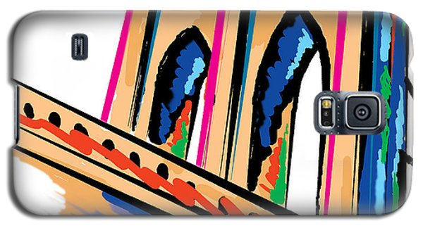 Majestic Brooklyn Bridge Galaxy S5 Case