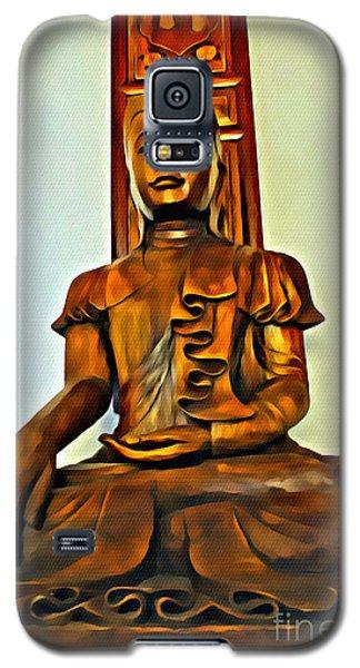 Majestic Buddha Galaxy S5 Case