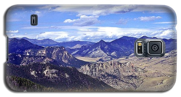 Galaxy S5 Case featuring the photograph Majestic by Christian Mattison