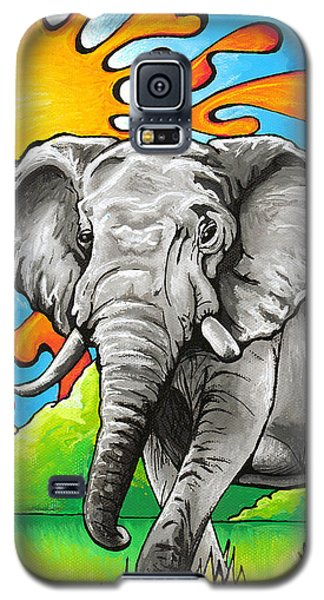 Majestic Elephant Galaxy S5 Case