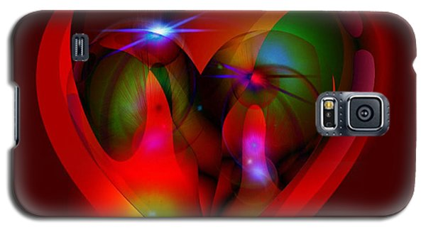 Majestic Heart Galaxy S5 Case