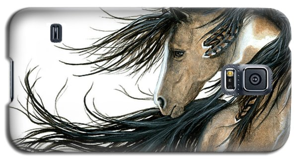 Majestic Horse Series 89 Galaxy S5 Case by AmyLyn Bihrle