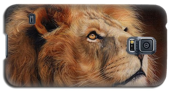 Majestic Lion Galaxy S5 Case