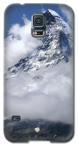 Galaxy S5 Case featuring the photograph Majestic Mountain  by Annie Snel