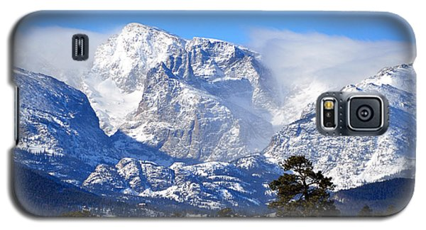 Majestic Mountains Galaxy S5 Case