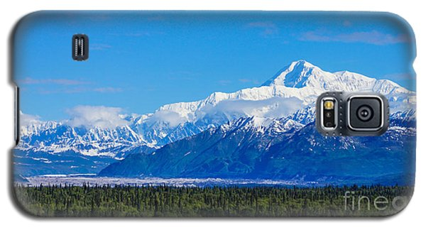 Majestic Mt Mckinley Galaxy S5 Case by Jennifer White