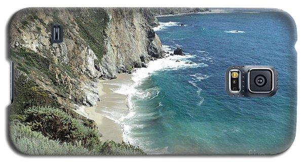 Galaxy S5 Case featuring the photograph Majestic Sea by Carla Carson