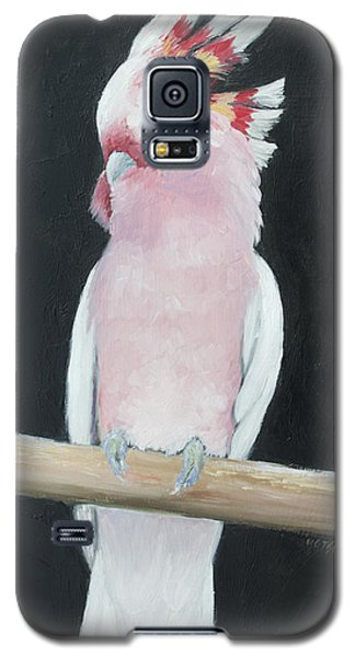 Major Mitchell Cockatoo Galaxy S5 Case by Jan Matson