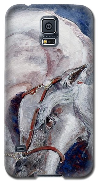 Major Portrait Galaxy S5 Case by Mary Armstrong