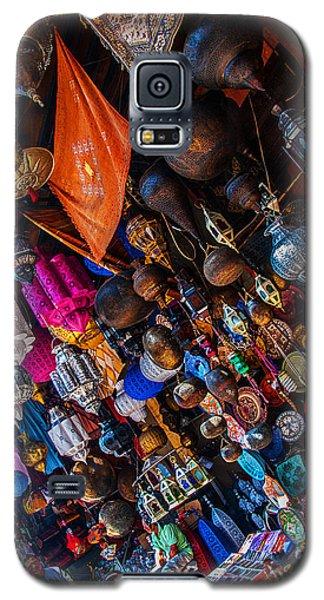 Marrakech Lanterns Galaxy S5 Case