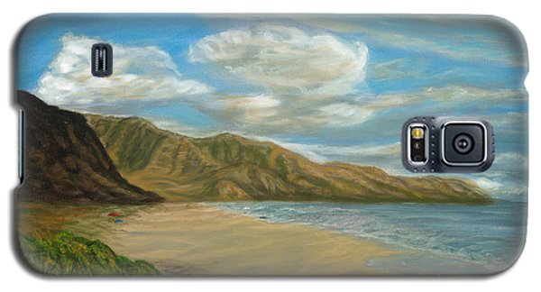 Makaha Beach Galaxy S5 Case